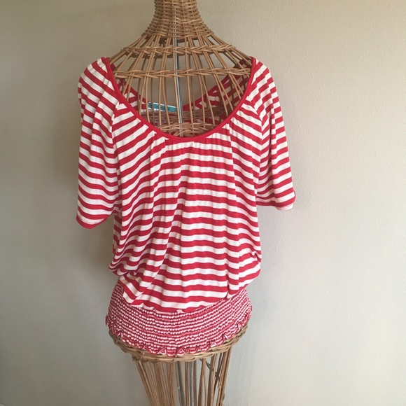 Pleione Tops - Striped summer top